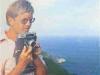 1975 год. Дальний Восток. А. М. Люцко на острове Фуругельма.